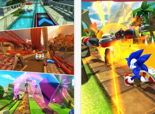 sonic forces speed battle for pc free download