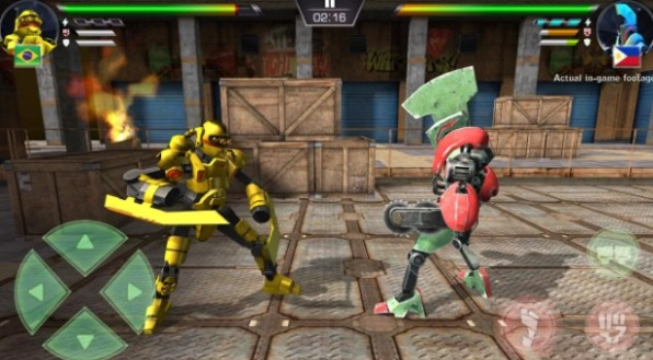 clash of robots pc download