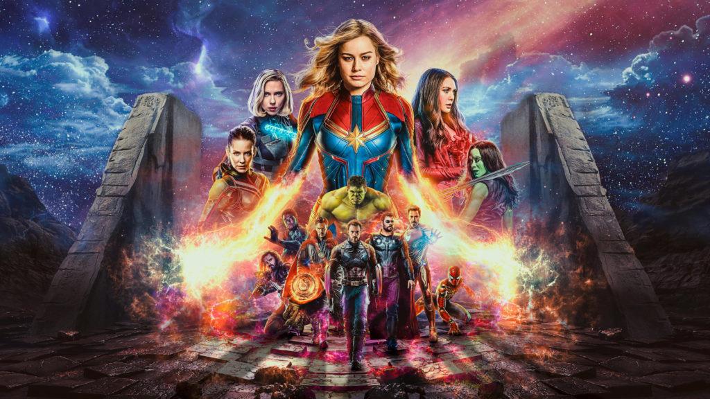 Avengers Endgame 4k UHD Wallpaper