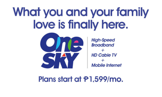 Sky Cable One Sky