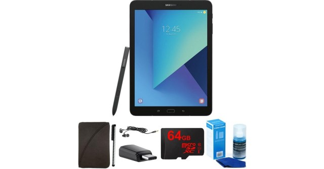 Samsung Galaxy Tab S3 9.7 Inch Tablet with Exclusive Bundle