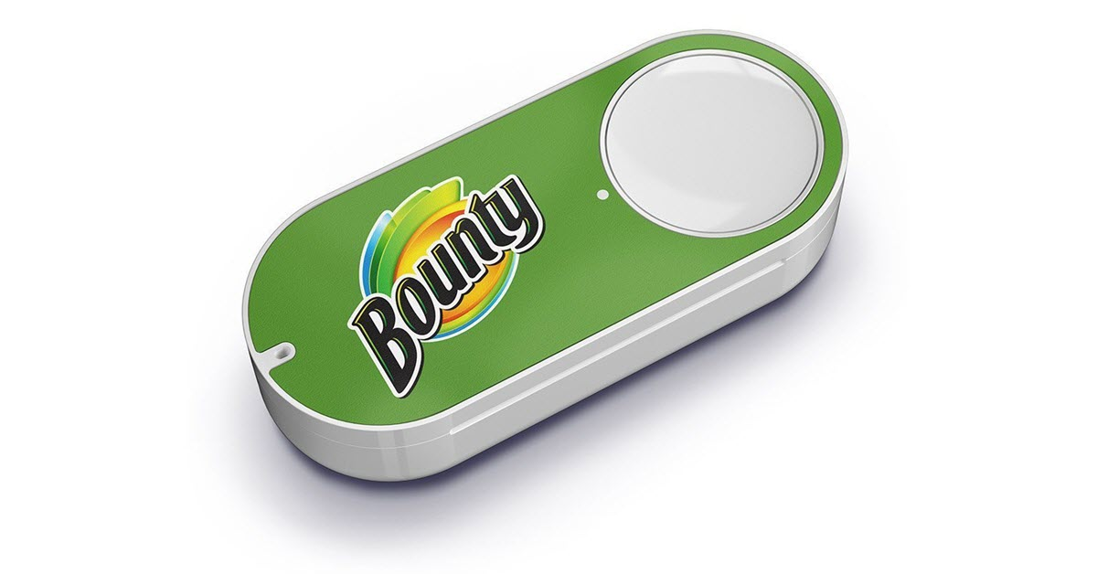 Dash Buttons by Amazon - Simplicity and Smart Shopping