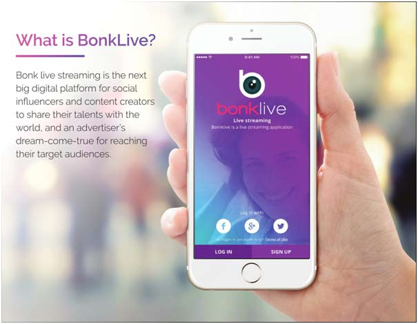 """The """"Social Aspect"""" offered by BonkLive"""