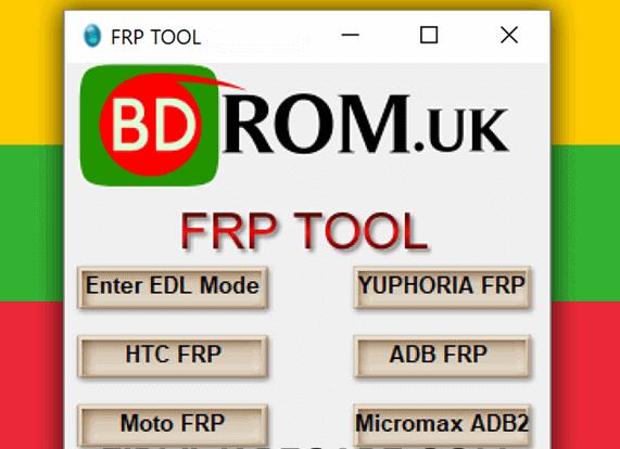 adb frp tool