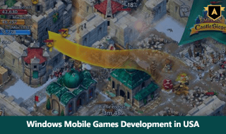 Mobile Game App Development Company