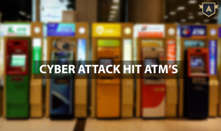 Save your ATM from Cyber attack.
