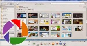 Picasa بيكاسا مشاهدة و تعديل الصور