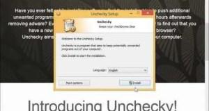 تحميل برنامج Unchecky