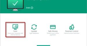 تحميل برنامج Kaspersky Security Scan