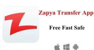 كيفية مشاركة الملفات من Android الى الكمبيوتر بواسطة برنامج Zapya