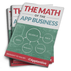 Grab your copy of The Math of the App Business guide to app monetization