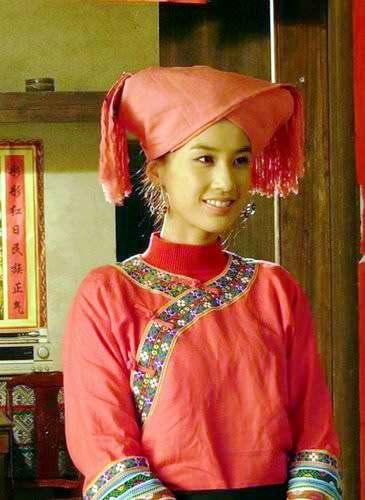 """Guangxi, Huang Shengyi del moderno """"Liu Sanjie"""""""