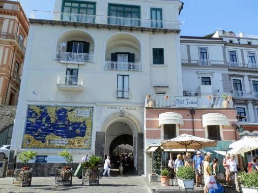 Amalfi: seducente e storica Repubblica Marinara