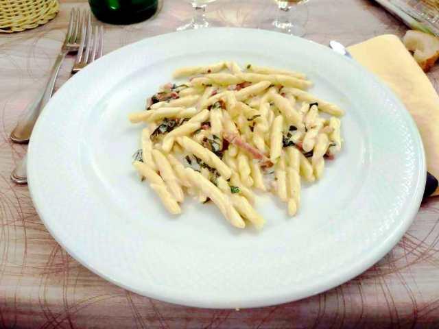 Pasta fresca a tavola con Pastificio Abatianni