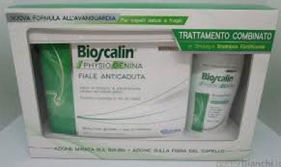 Bioscalin contro la caduta dei capelli