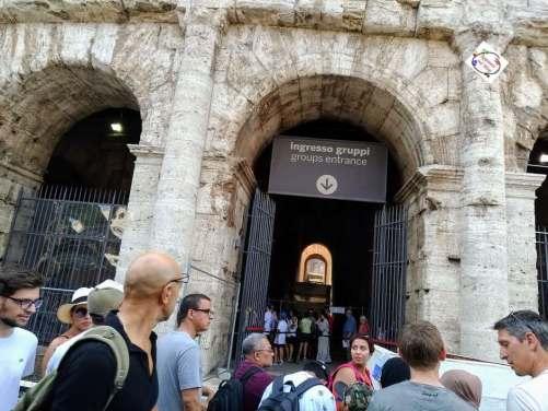 Il Colosseo, una delle 7 meraviglie del mondo, storia ed eventi