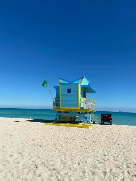 Miami Beach, non solo mare per vacanze