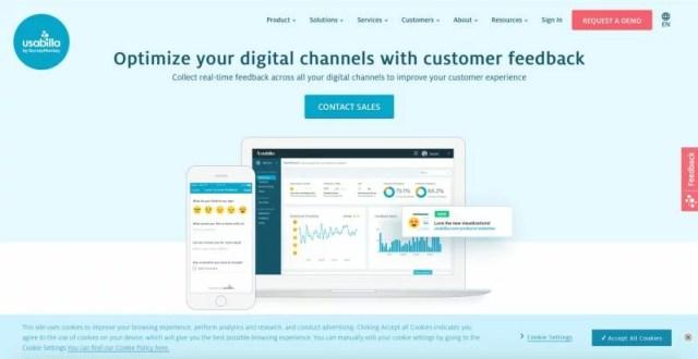 digital customer feedback