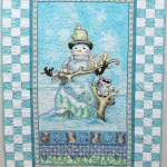 How To Quilt Fabric Panels Apqs