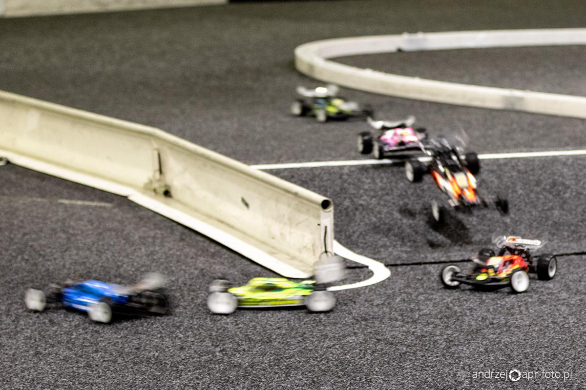 2 runda EOS - wyścig