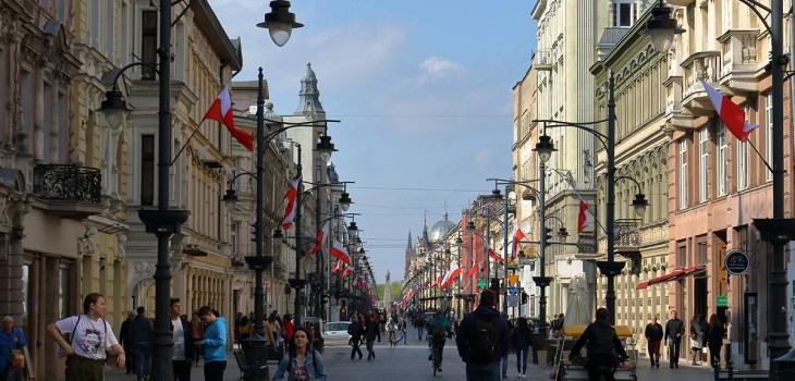 Majówka w Łodzi