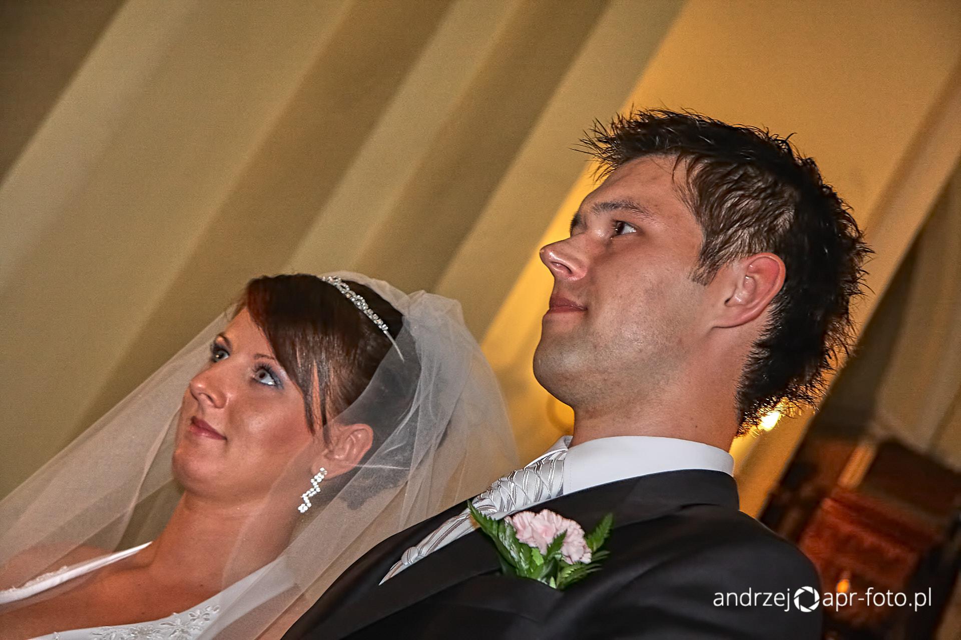 Zdjęcia ślubne Kasi i Michała