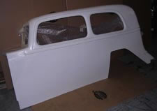 Kori Ford -34 Sedan, Legends