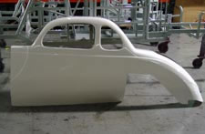 Kori Ford -37 Coupe, Legends