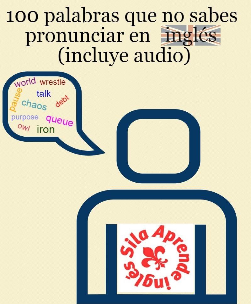 pronunciar en inglés