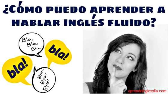 inglés fluido