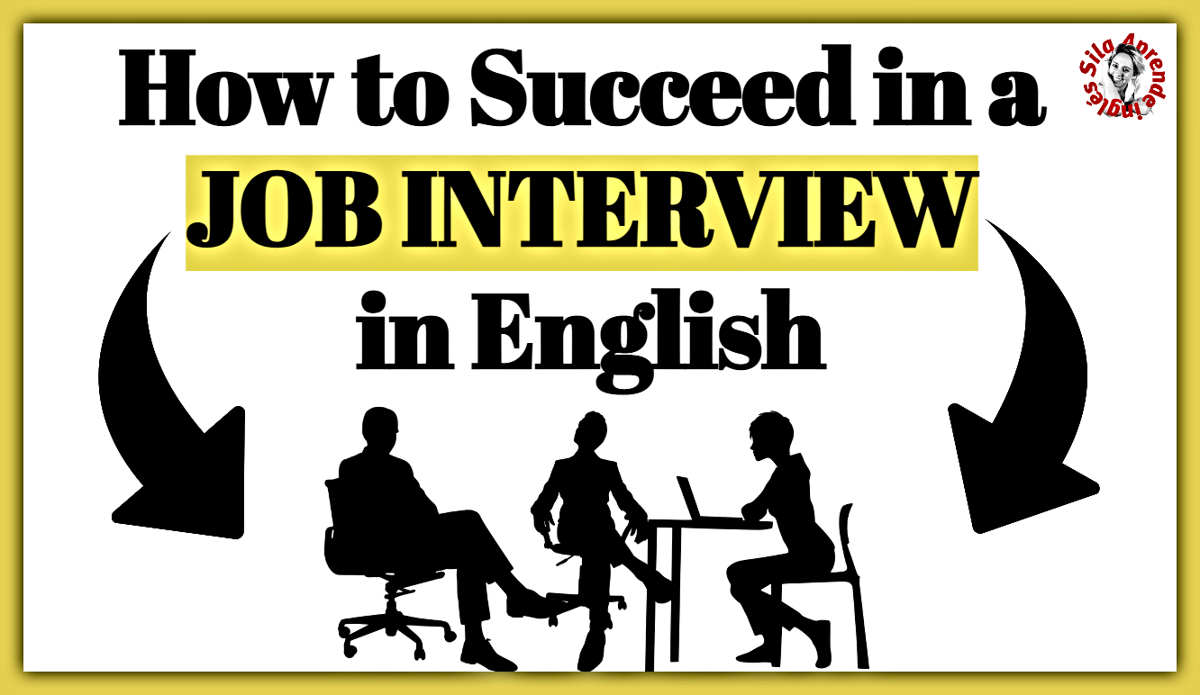 job interview in english