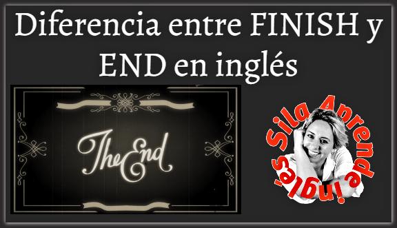 finish y end