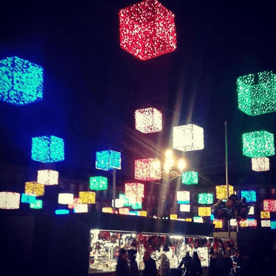 la navidad y la nochevieja en inglés