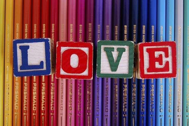 expresiones para hablar del amor en inglés... Love in English