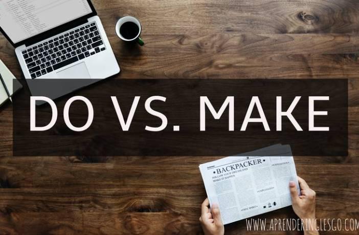 do vs make