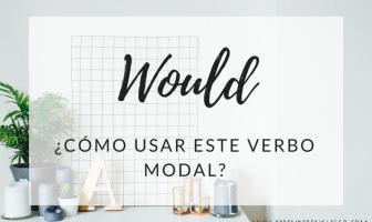 would - uso de este verbo modal