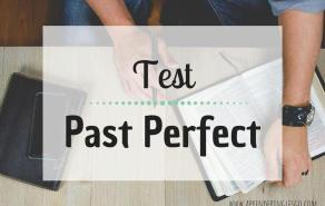 test past perfect - ejercicios para practicar