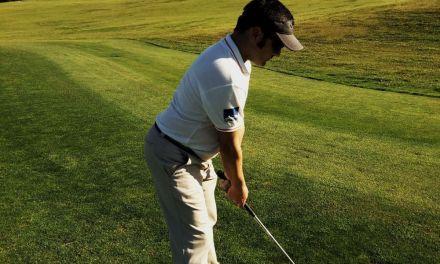El stand o posición en golf