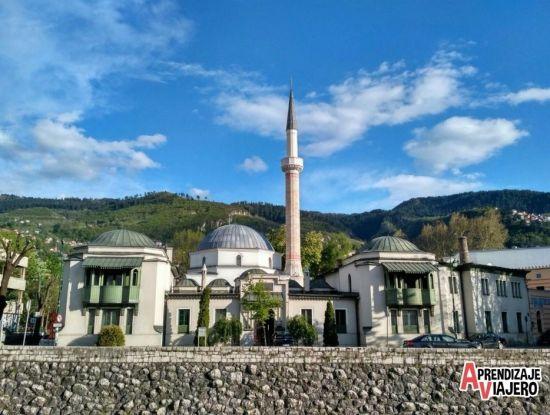 que ver en Sarajevo - Bosnia - mezquita
