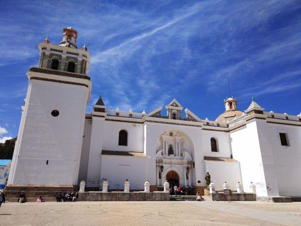 copacabana basilica