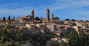 montalcino ruta coche italia toscana dias