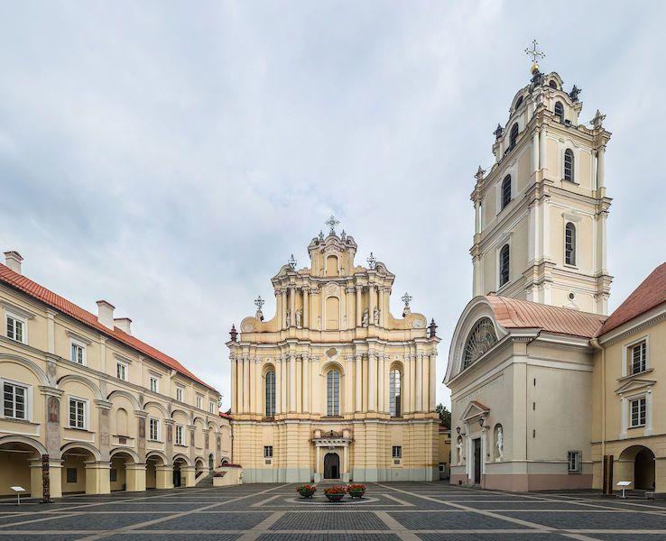 que visitar en vilnius capital lituania