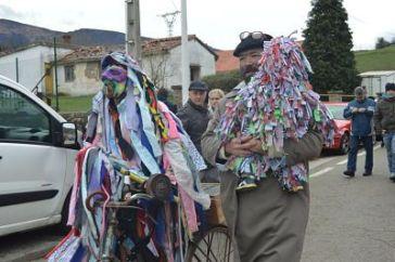La Vijanera Silió Cantabria Carnaval de Invierno