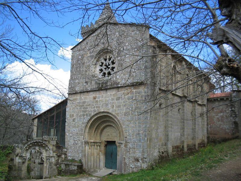 Ribeira Sacra Cañones del Sil Santa Cristina
