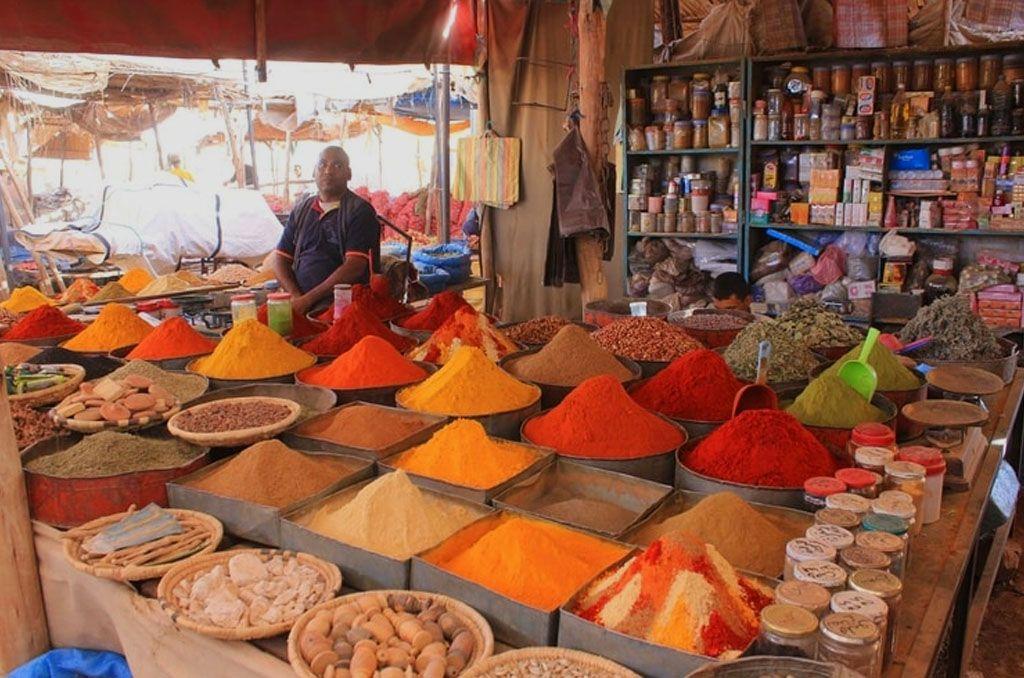 cuales son los mejores zocos de marruecos