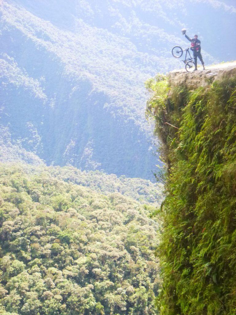 camino de la muerte yunga bike