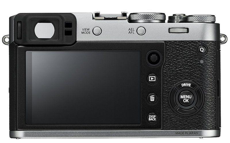 fujifilm x100f camaras compactas profesionales