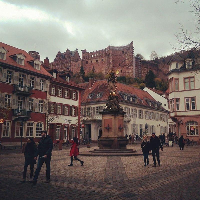 que ver en Heidelberg Alemania