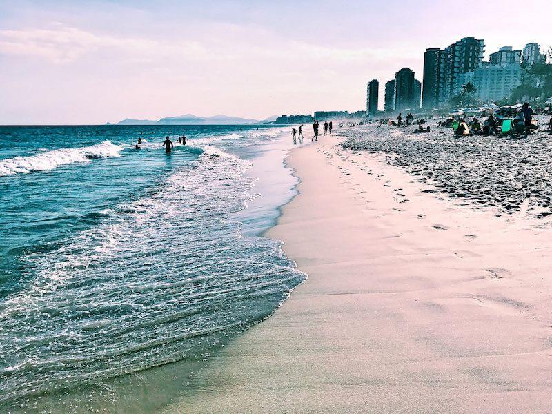 mejores playas rio de janeiro brasil