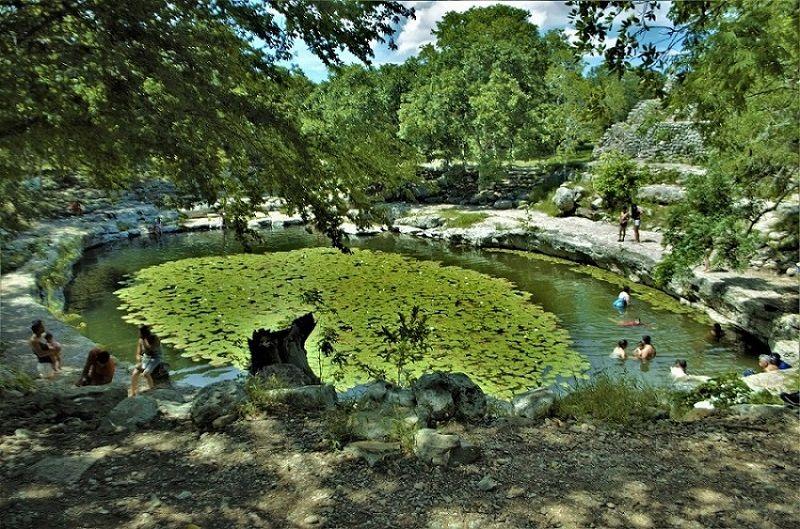 10 que ver riviera maya Cenote Xlacah – Riviera Maya